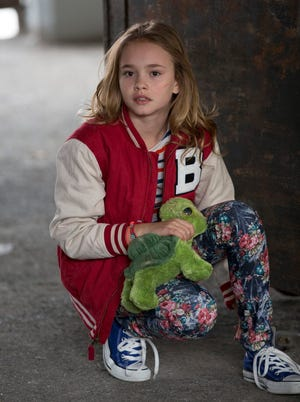 """'Believe' newcomer Sequoyah """"is so good and so unself-conscious. There's an amazing naturalism, but at the same time she's so certain about it,"""" says executive producer Alfonso Cuaron, who just won two Oscars for 'Gravity.'"""