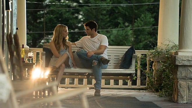"""Jessica Rothe and Alex Roe star in the romance """"Forever My Girl."""""""