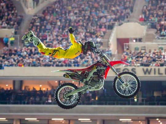 Nitro Circus will bring daredevil motocross tricks