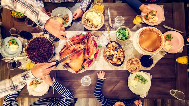 Don't let political strife disrupt your Thanksgiving meal