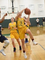 Guard Brianna Wong is one of the top seniors to watch in the Bergen County girls basketball tournament.