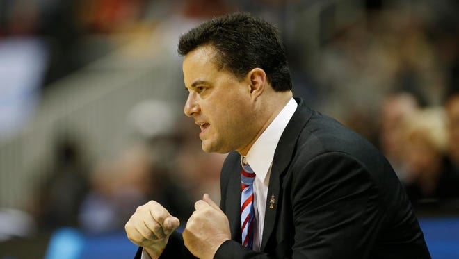 Arizona Wildcats head coach Sean Miller's team is expected to do great things in 2017-18.