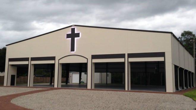 Gospel Baptist. gym