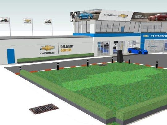 chevy Delivery Center