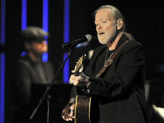 ASSOCIATED PRESS   Joe Howell Greg Allman, winner of the 2011 Americana Lifetime Achievement Performer Award,  performs at the Americana Music Association awards in 2011. Allman will perform Sunday in Hershey.
