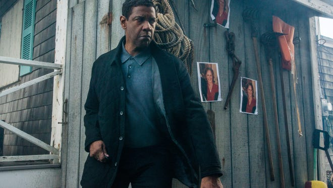 """Denzel Washington stars in the action sequel """"The Equalizer 2,"""" opening Friday."""
