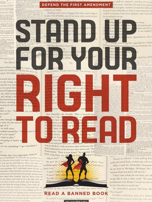 Banned Book Week is Sept. 25-Oct. 1.