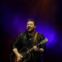 Chris Young, Kane Brown, Lanco deliver all kinds of country at Resch show