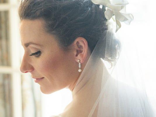 Weddings: Louise McElroy & Edward Buttross Jr.