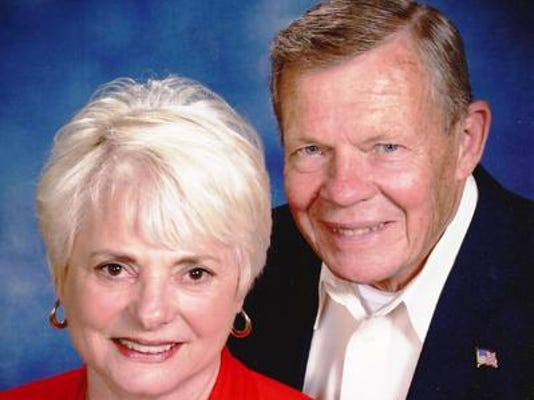 Anniversaries: Frank McClernon & Rita McClernon