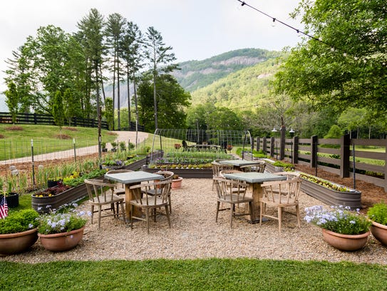 Make the trip to Cashiers to wine and dine at scenic