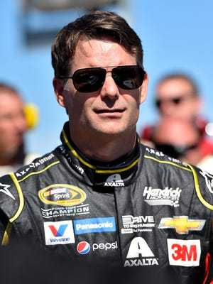 Jeff Gordon actually has a decent shot at the Sprint Cup title if he can just make it past this round of the Chase.