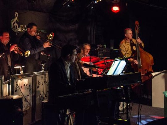 The Millionaires play swing, blues, Latin jazz and