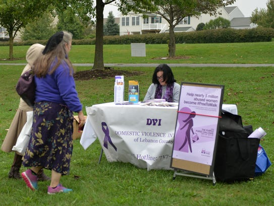 Empowerment in the Park held at Ebenezer Park on Saturday,