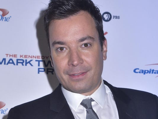 FILE: Jimmy Fallon Hospitalized For Hand Injury