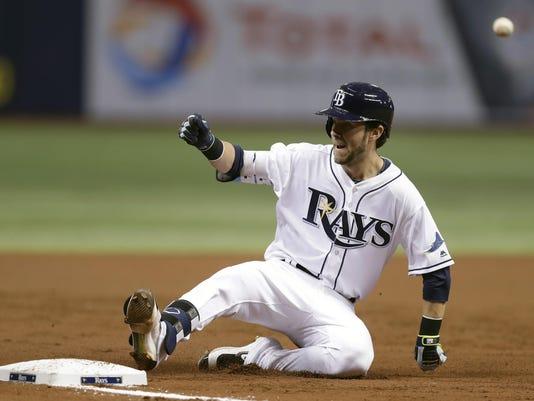 Royals Rays Baseball