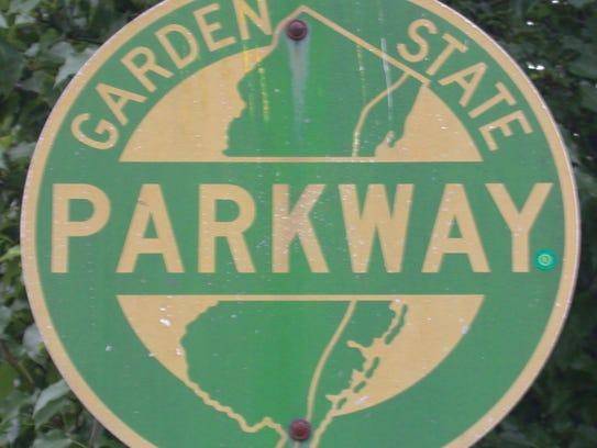 Garden State Parkway.