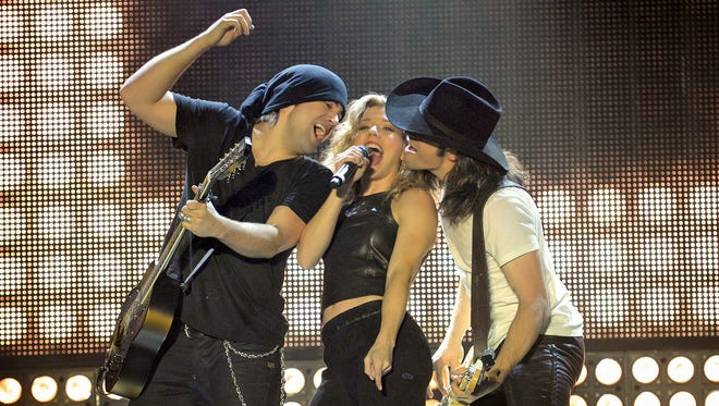 The Band Perry will perform in downtown Phoenix on Jan. 8.