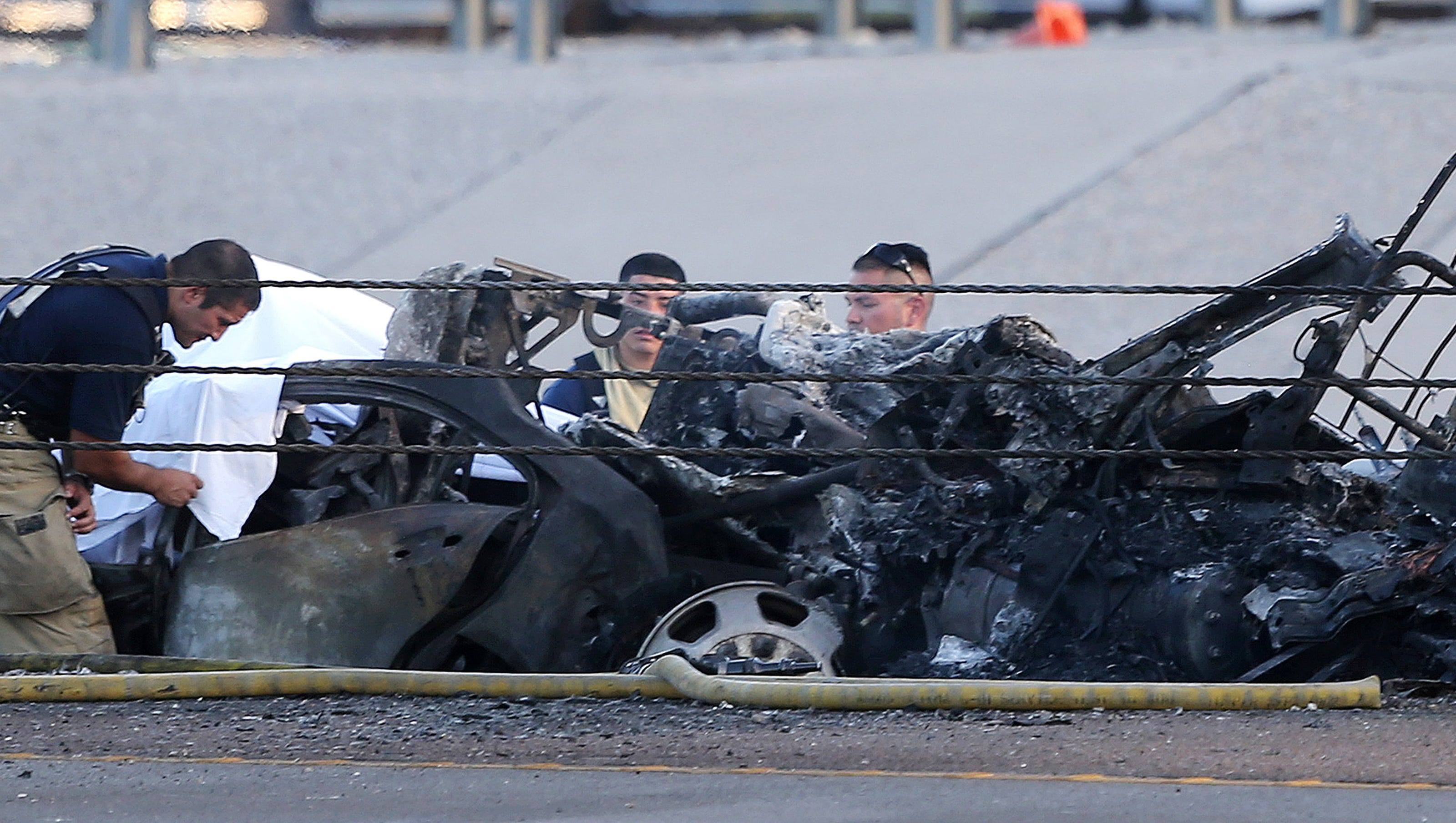 Women named in fatal I 10 crash in West El Paso