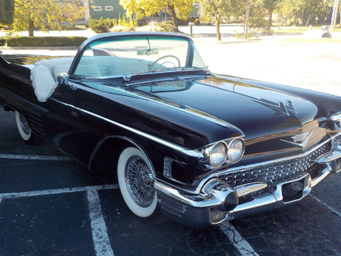 1958 Cadillac Custom Topless Roadster