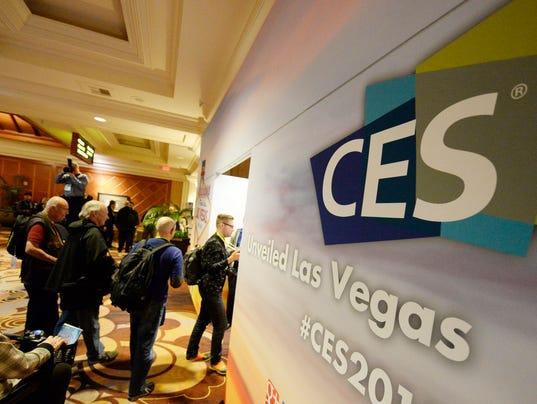 EPA USA CONSUMER ELECTRONICS SHOW EBF CONSUMER GOODS USA NV