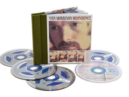Van Morrison 'Moondance' reissue