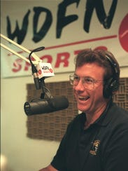 Sorensen was the first morning anchor for sports talk
