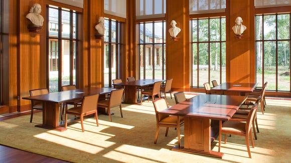 mount vernon library