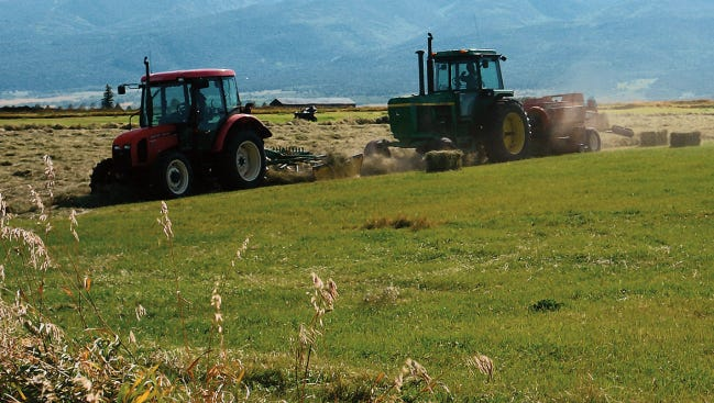 The dream of being a landowner, rancher or farmer dream is alive and well.