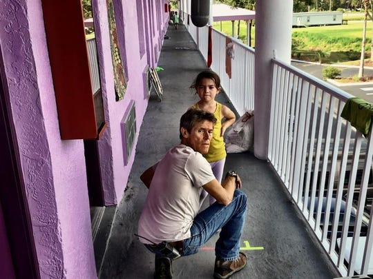"""The Florida Project"" with Willem Dafoe will be shown at Cornell Cinema."