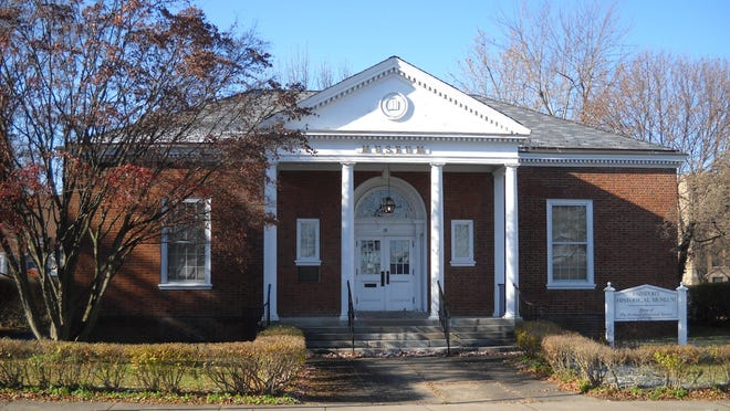 Though this charming red-brick structure lost its library, it gained a community-oriented institution, the Fairport Historical Museum, pictured.