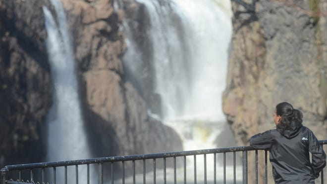 "Paterson Mayor Joey Torres has a plan to develop a ""gateway"" to the Great Falls national park."