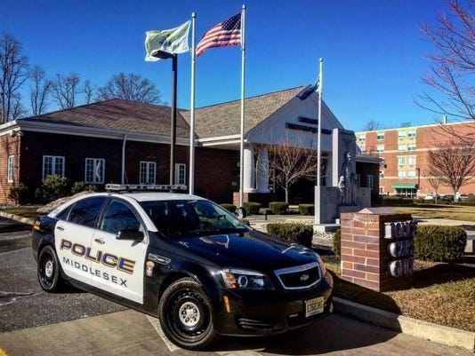 Middlesex Borough Police