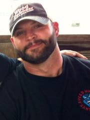 Chad Littlefield of Midlothian, Texas, was shot to death at a gun range with friend Chris Kyle on Feb. 2, 2013.