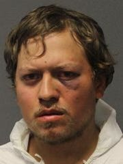 Nathaniel Gaver, 27, is accused of assault of a law