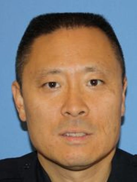 Cincinnati Officer Sonny Kim