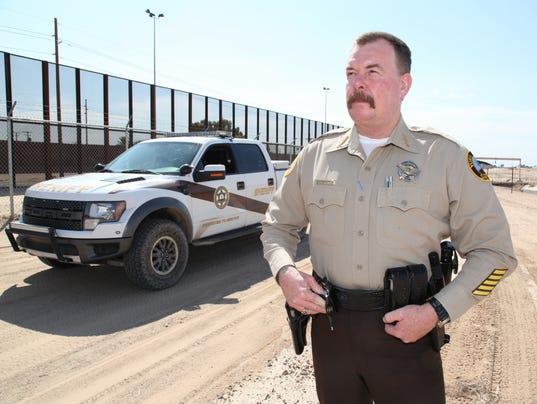 Sheriff Wilmot Arizona