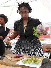 "Wilmington's Drop Squad Kitchen's ""Chief Food Scientist"""