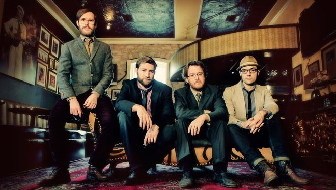 Wood and Wire are slated to perform at the  Summer Mountain Music and Arts Festival on July 22 at Cedar Crest Vineyards in Manton.