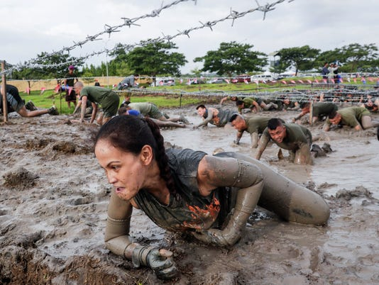 EPA EPASELECT PHILIPPINES TOUGH MUDDER SPO SPORTS EVENTS PHL