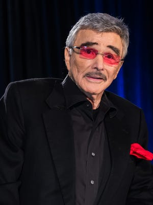 Burt Reynolds, seen earlier this year at    Wizard World Comic Con Chicago.