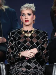 Katy Perry is one of three new judges in the rebirth