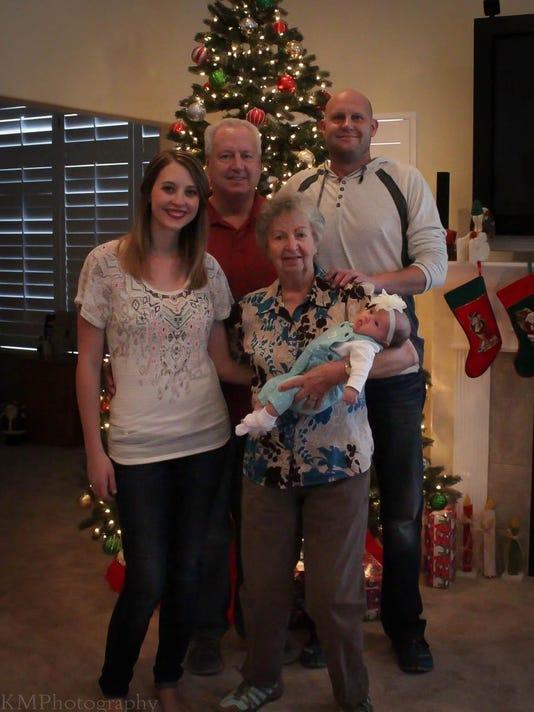 Berrett family photo