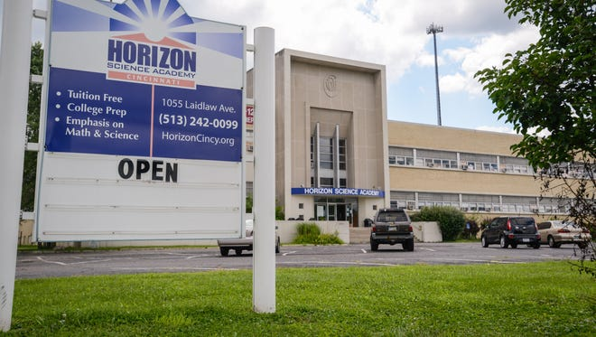 Horizon Science Academy sits on Laidlow Avenue in Bond Hill.
