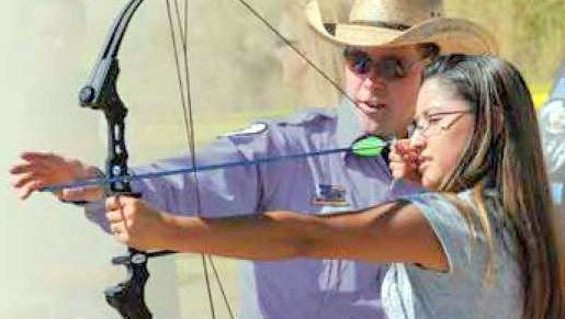 Youth archery competition is set for 8 a.m. to noon, June 9 at the U.S. Forest Service fitness trail in Cedar Creek.