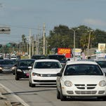 Wickham Road will close from Feb. 15 to March 26 between Eau Gallie Boulevard and Aurora Road.
