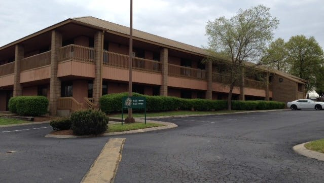 The building Nashville Cares bought at 1225 Antioch Pike is in the Metroplex area.