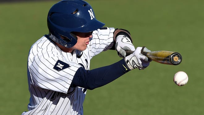 Nevada's Justin Bridgman is one of the team's most veteran players. The shortstop also is a preseason All-Mountain West pick.