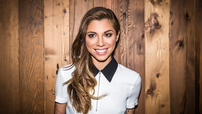 Christina Perri will perform at this year's Spiedie Fest.