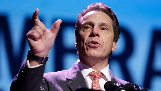 Gov. Andrew Cuomo vetoed bills passed by the state legislature aimed at more government transparency.